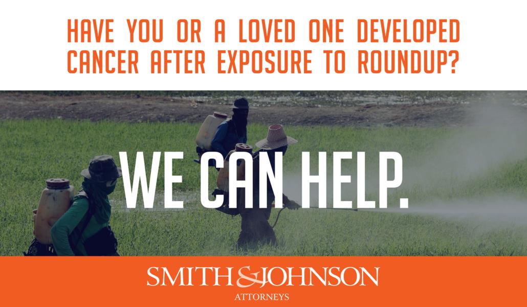 Roundup & Glyphosate Attorneys in Michigan